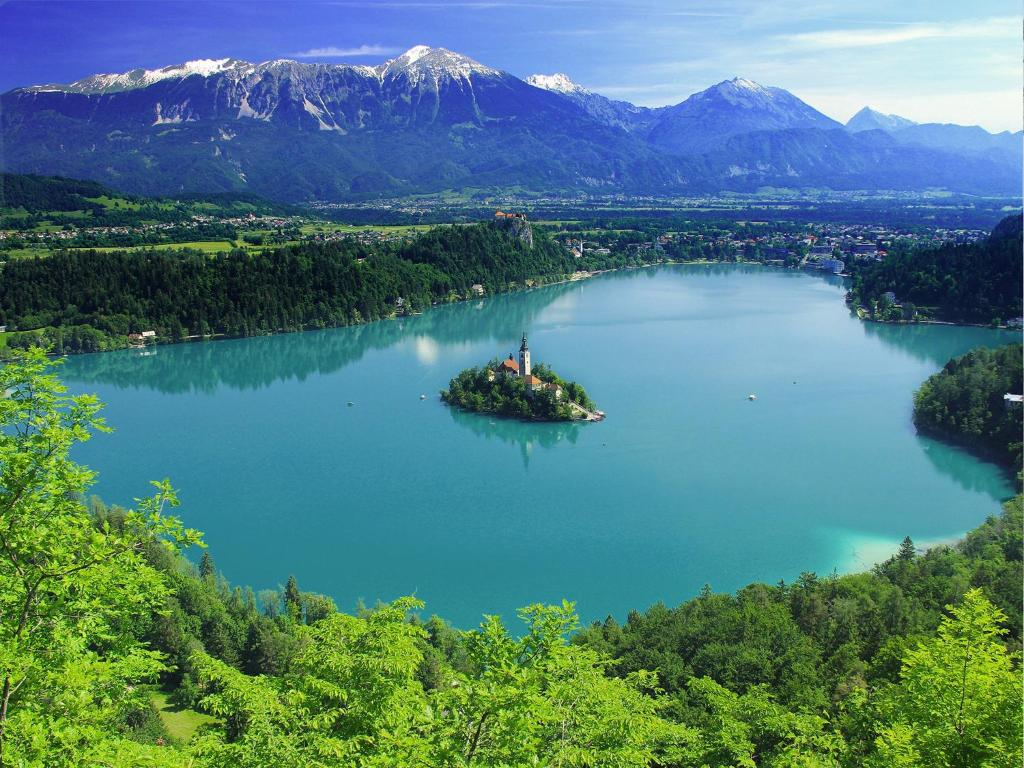 Lake Bled - the best place for those who love silence