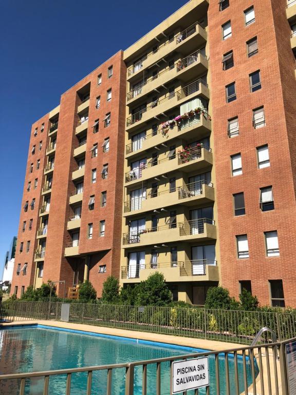 Apartments In Población Errázuriz O