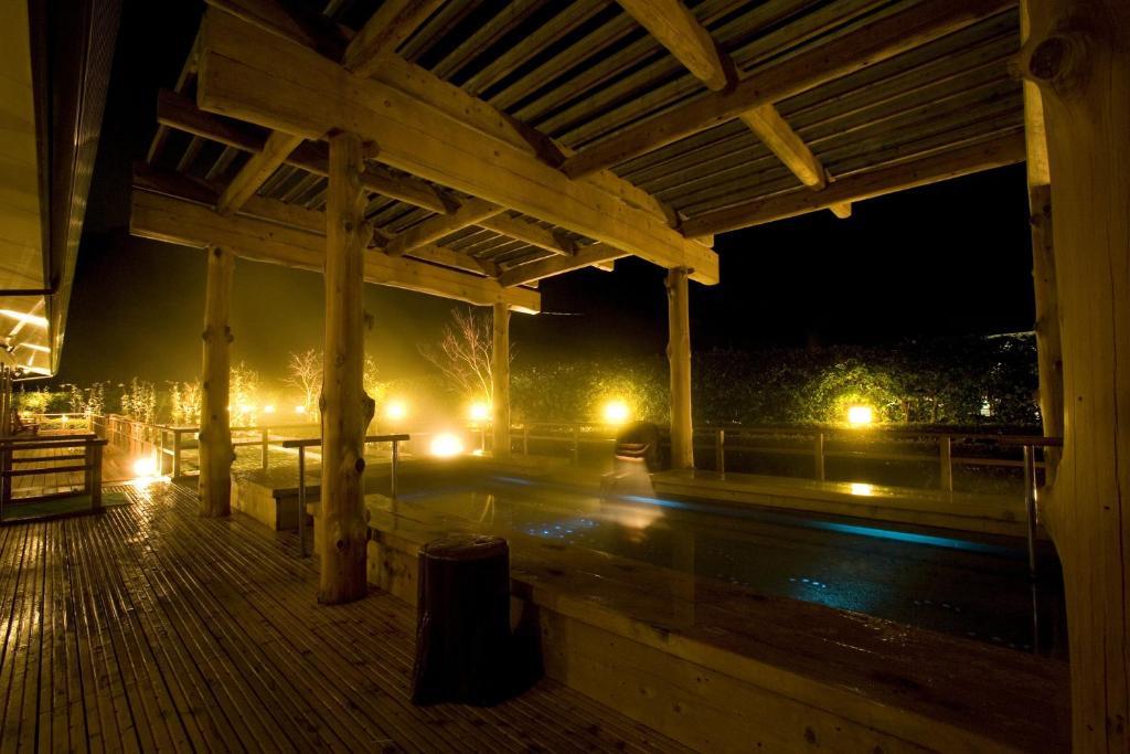 ポイント2.色々な温泉の楽しみ方ができる