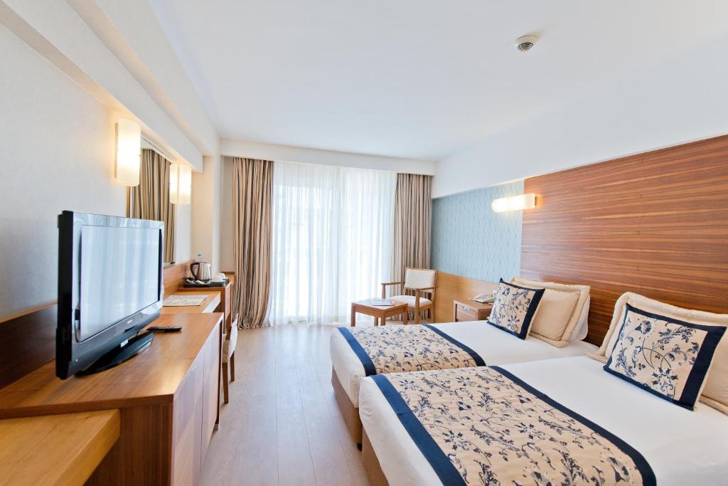 Verwarming Wordt Trendy : Trendy side beach hotel turkije side booking