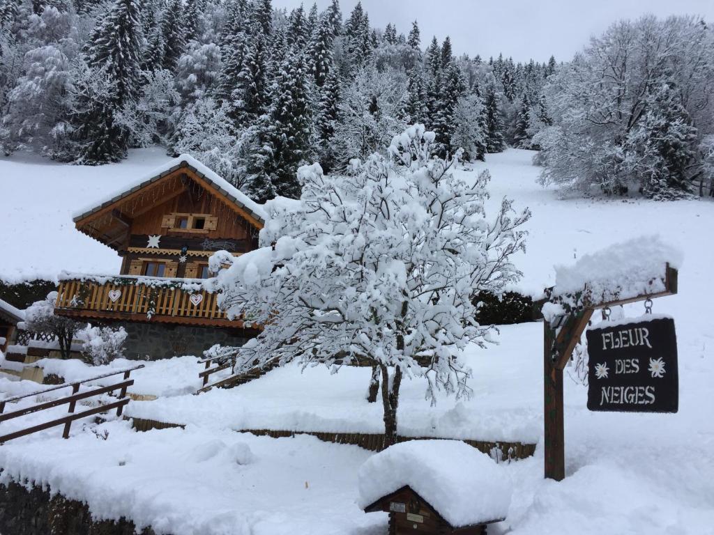 Chalet Fleur Des Neiges Saint Jean D'aulps Updated 2019 Prices