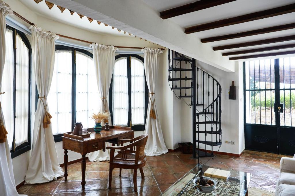boutique hotels sevilla provinz  49