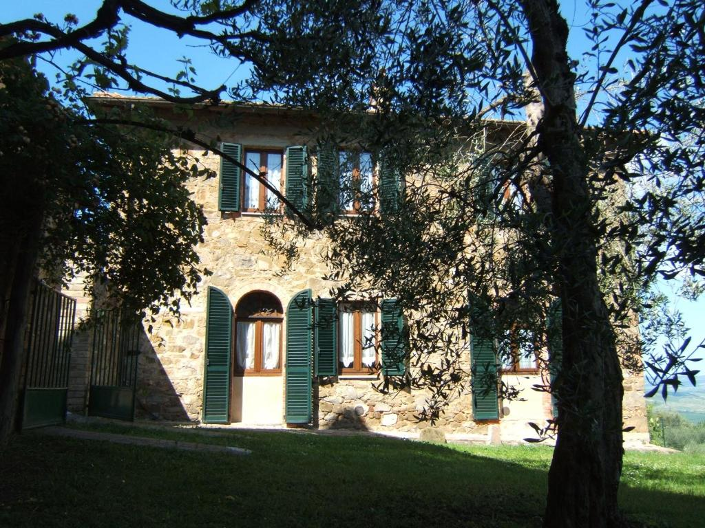 Ristorante Villa Banfi Montalcino