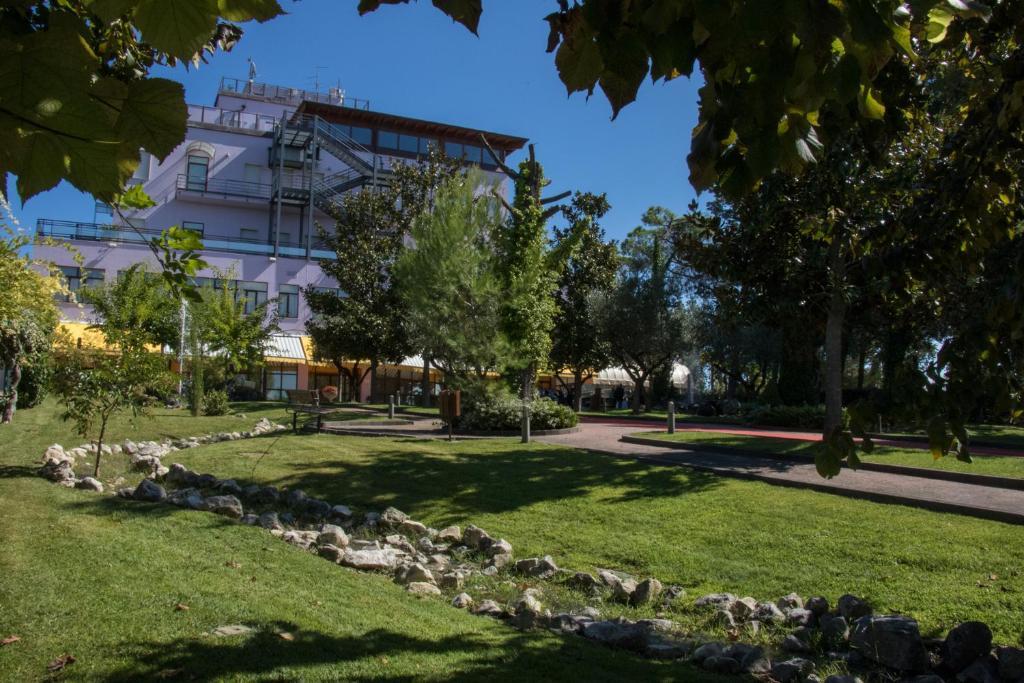 Parc Hotel Immacolata, Pescara, Italy - Booking.com