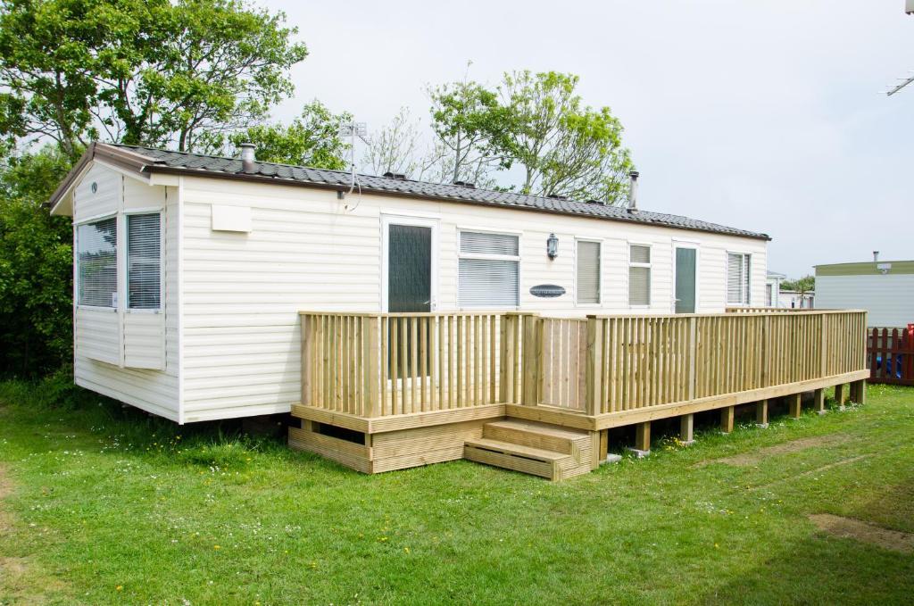 Holiday park A45 Seven Bays Park, Saint Merryn, UK - Booking.com
