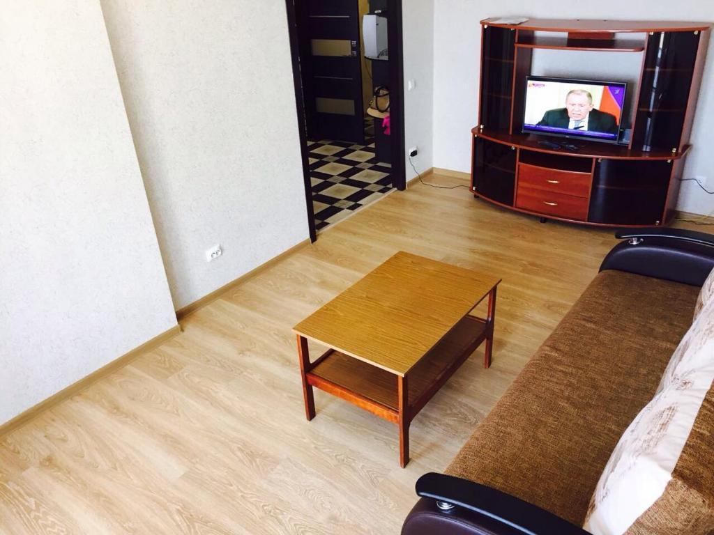 A seating area at Apartment on Sibgata Khakima 46