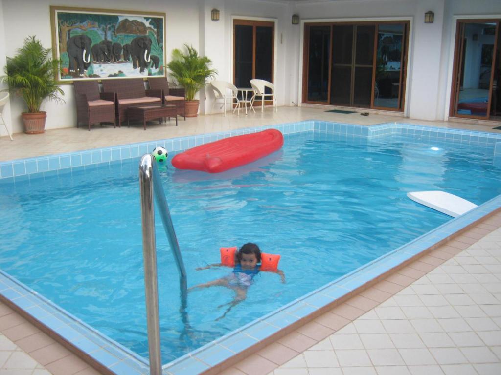 Villa Heaven Sent, Ao Nam Mao, Thailand - Booking.com