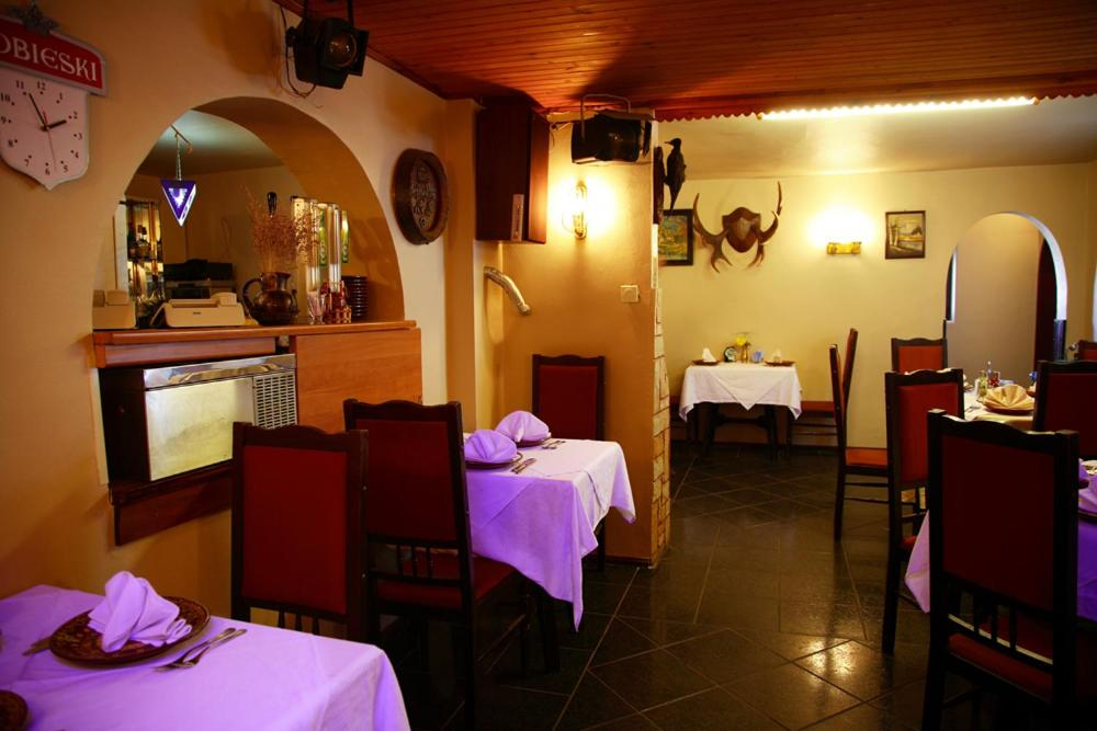 Bulgaria, Sofia, Vitosha, Hotel Complex Romantic. Located in Sofia, Hotel Complex Romantic offers rooms with free WiFi, and free public parking. A restaurant with a fireplace and barbecue facilities are at guests' disposal. The city centre is located a 10-minute drive away. Each room is fitted with a TV with cable channels, a desk and a seating area. The en-suite bathroom comes with a shower or a spa bath, and a hairdryer. A grocery shop can be found within 40 metres from the Hotel Complex Romantic. Sofia International Airport is located 15 km away. Dragalevtsi Lift can be reached in 500 metres away