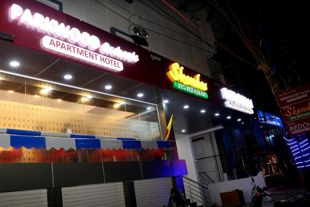 Hotel parkwood orchards bangalore india booking