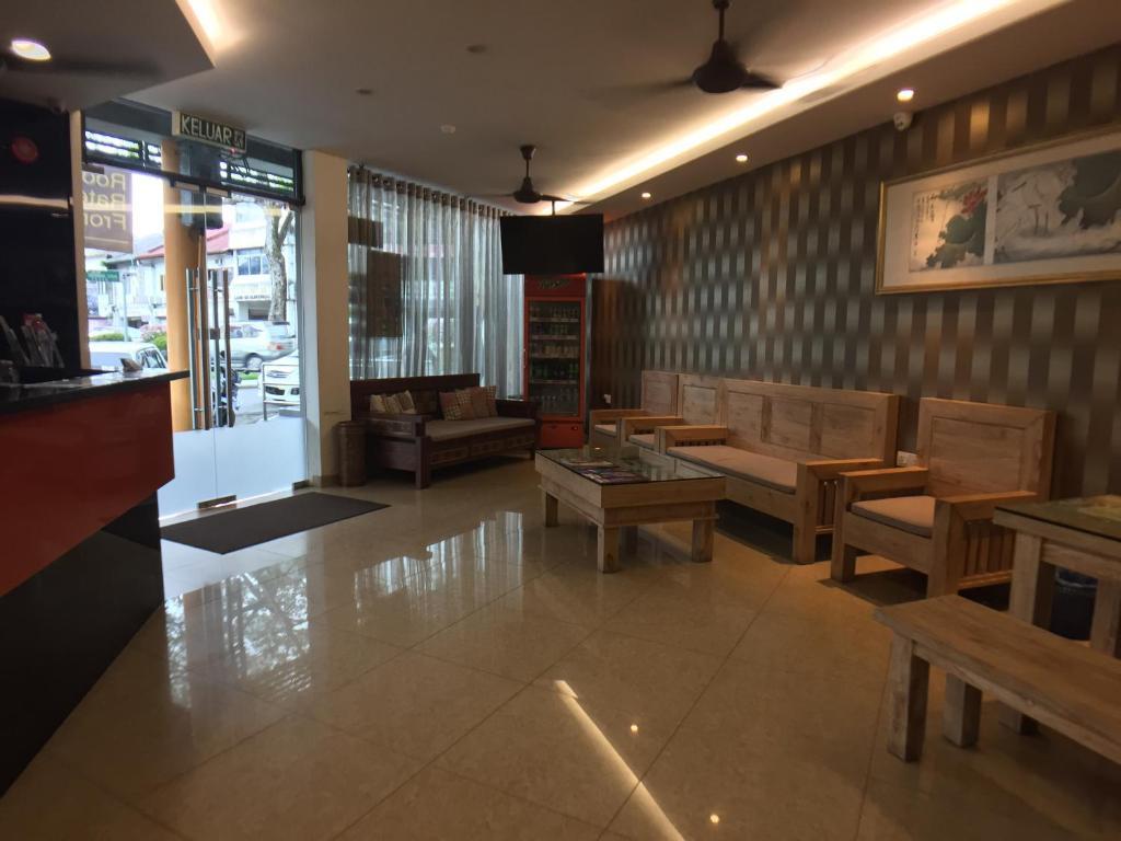 Padungan Hotel Kuching Malaysia Bookingcom