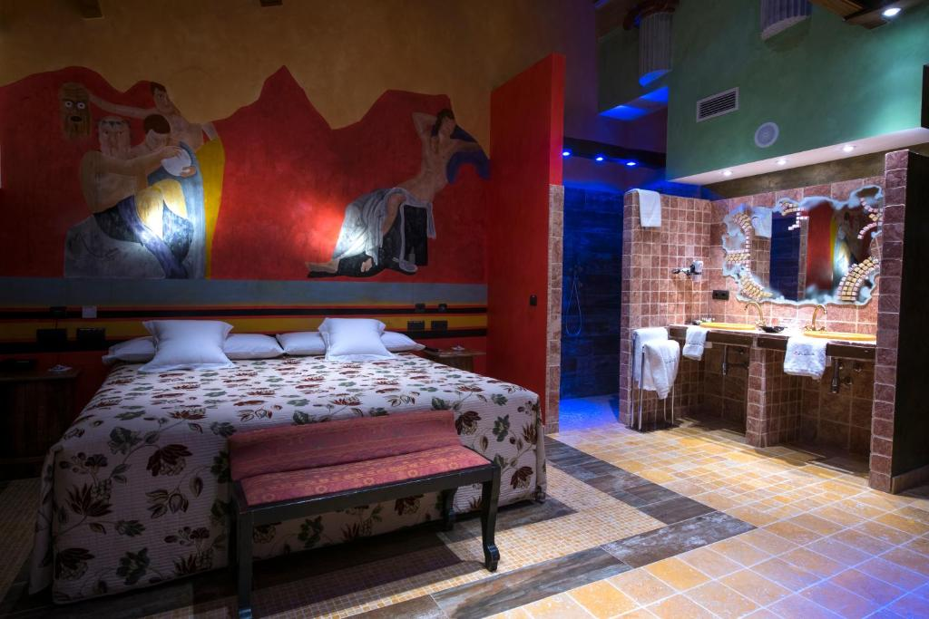boutique hotels la vid y barrios  15