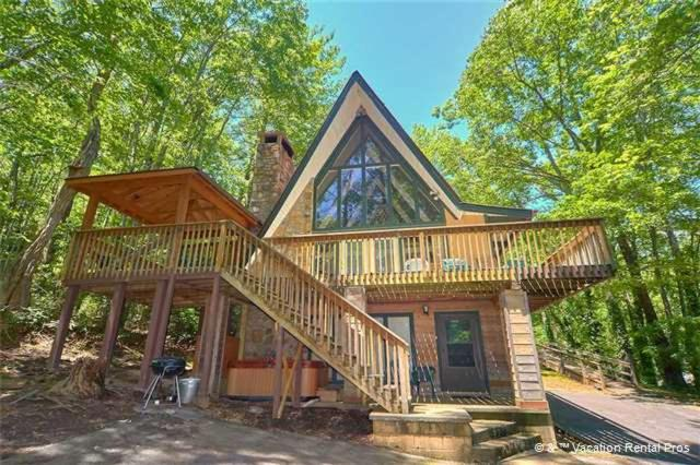 Vacation home echota four bedroom cabin gatlinburg tn - 4 bedroom cabins in gatlinburg tn ...