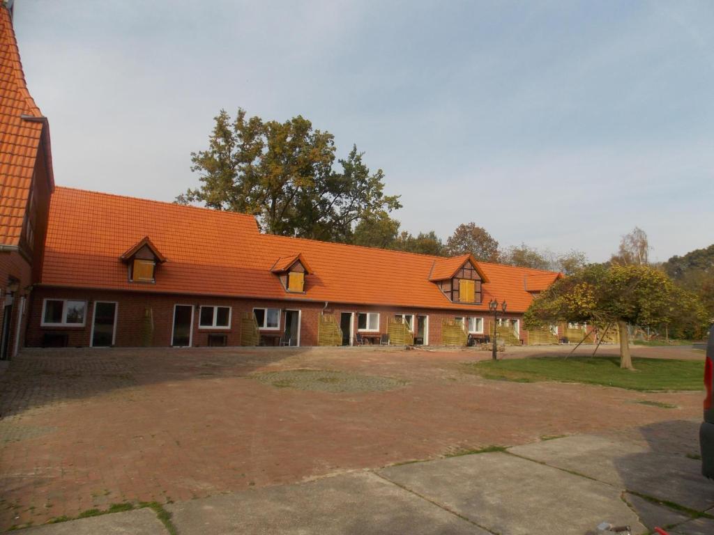 Ferienwohnung Angelhof Weseloh (Deutschland Karolei