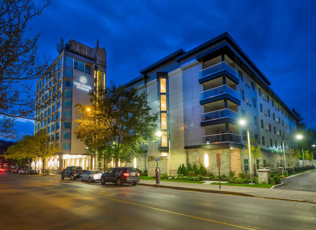 Ithaca Hotels Downtown