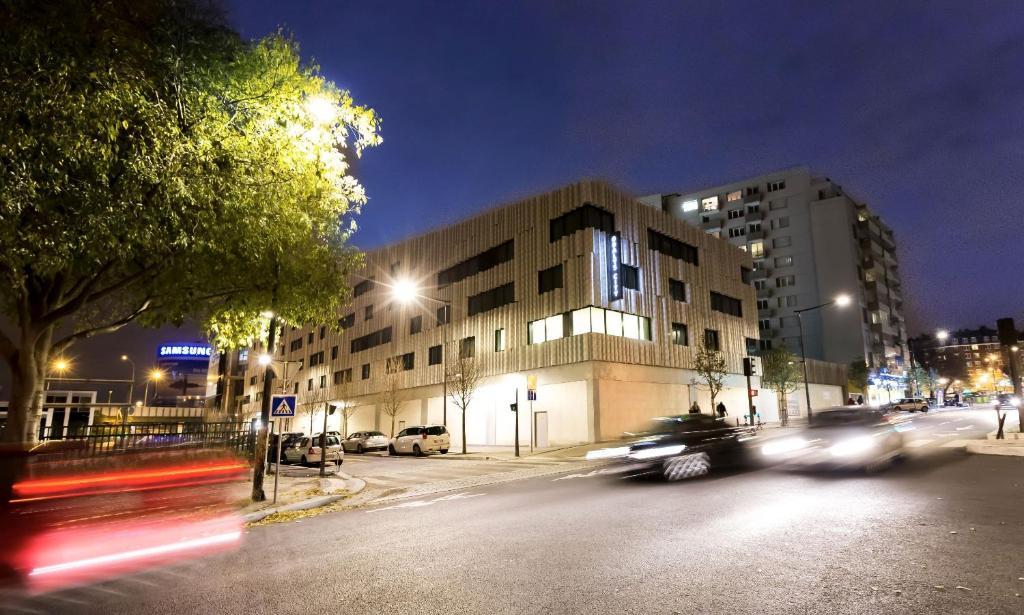 Aparthotel odalys city paris xvii frankrijk parijs booking.com