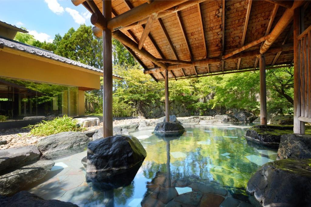 ポイント2.日本三御湯の秋保温泉