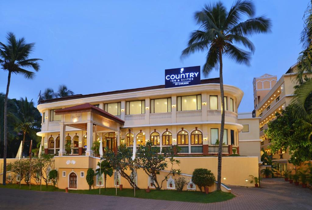 Country Inn  U0026 Suites By Radisson Go  Candolim  India