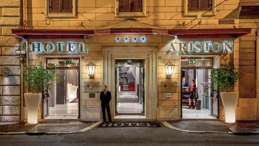 Hotel Ariston, Rome, Italy - Booking.com