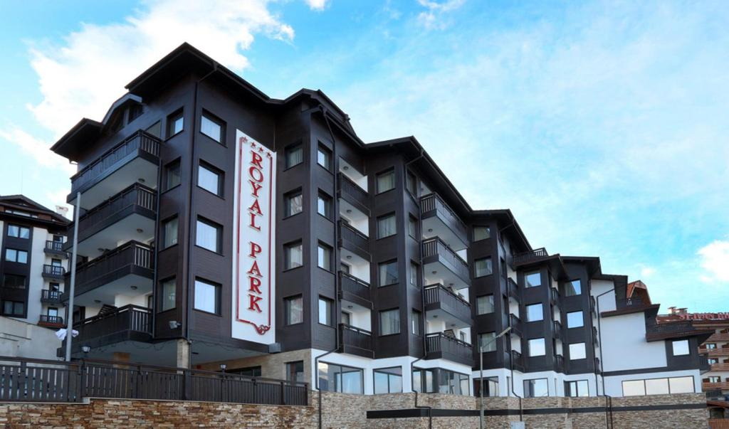 Апартамент Royal Park Spa Bansko(Private Apts) - Банско