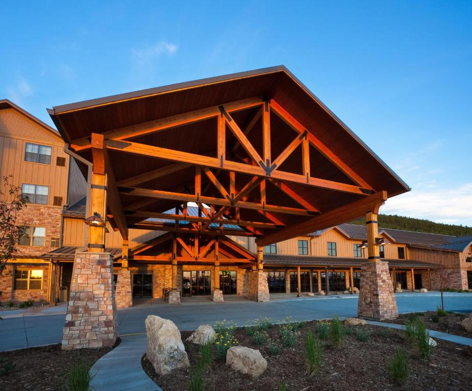 The Lodge at Deadwood, SD - Booking.com on