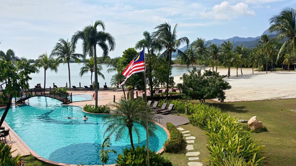 The swimming pool at or near Langkawi Lagoon Resort by Langkawi Explore