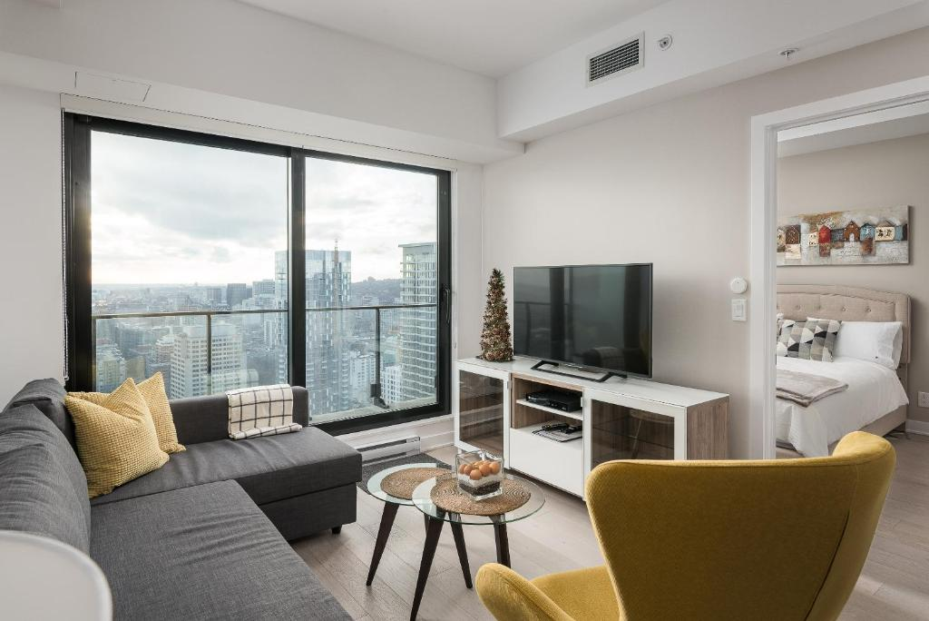Apartment Luxury home in downtown Montreal, Canada ...