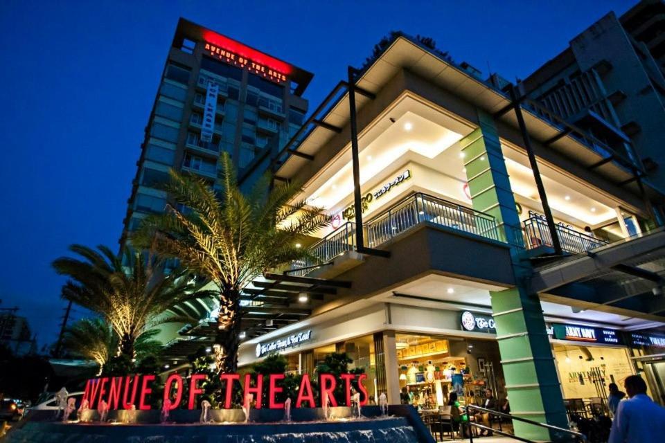 avenue of the arts residences filipinas manila booking com