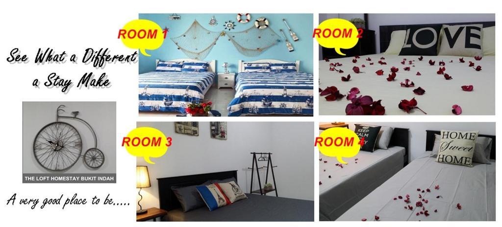 The Loft Guesthouse Bukit Indah JB, Johor Bahru, Malaysia - Booking com