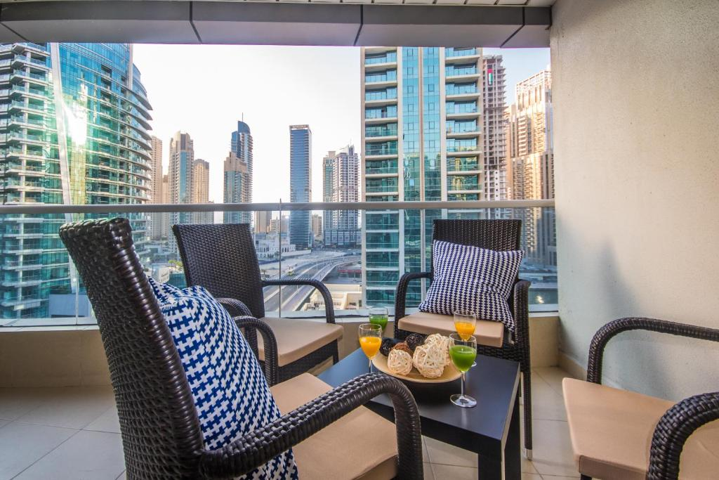 Luxury Two Bedroom Apartment Dubai