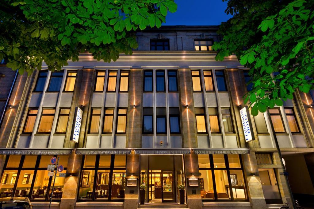 Hotel Fleming S Hamburger Allee Deutschland Frankfurt Am Main