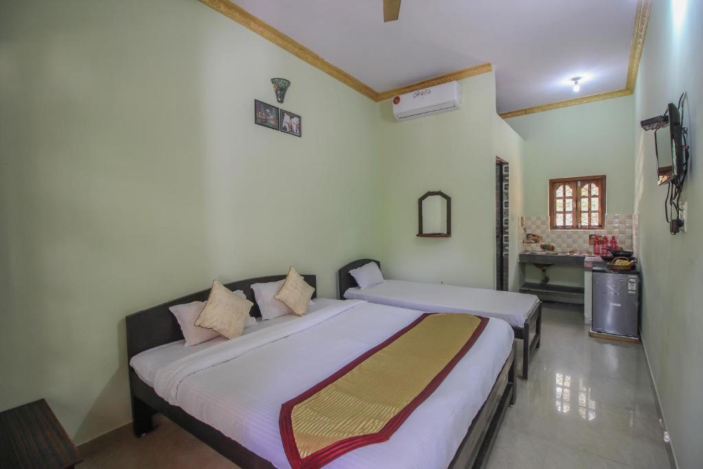 Apartment Oyo Home 10204 Near Calangute Beach India Booking Com