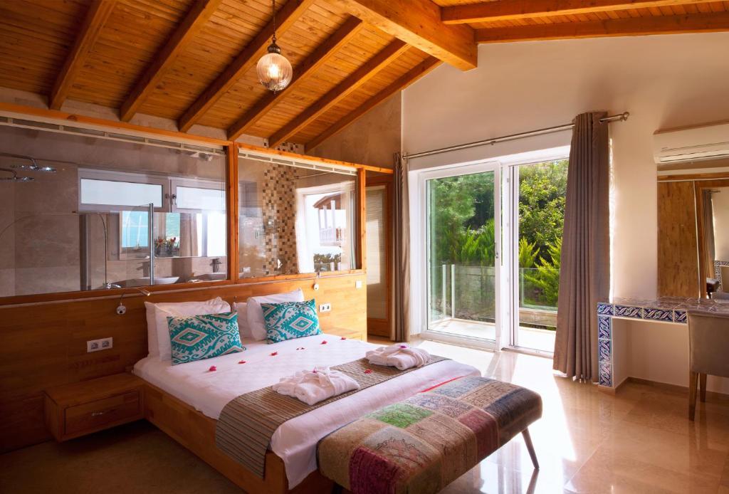 Villa Yasemin Kas Turkey Bookingcom