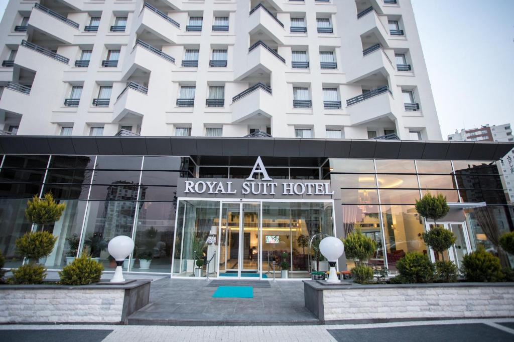 Gallery image of this property Aroyal Suites