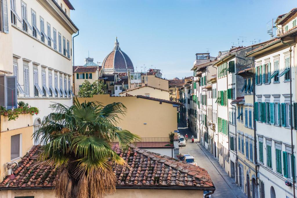Apartment La Terrazza sul Tetto, Florence, Italy - Booking.com