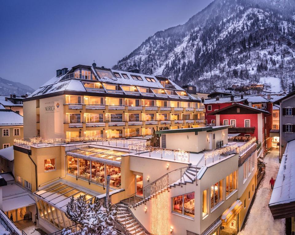 Hotel NoricaThermenhotels Gastein (Österreich Bad Hofgastein ...