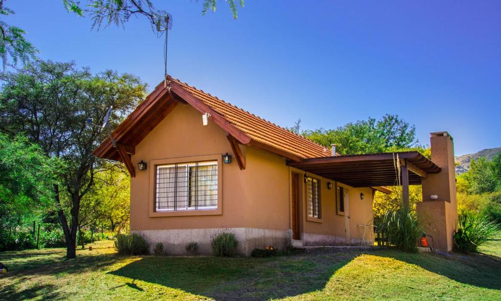 El Refugio Casas de Campo, Villa General Belgrano, Argentina ...