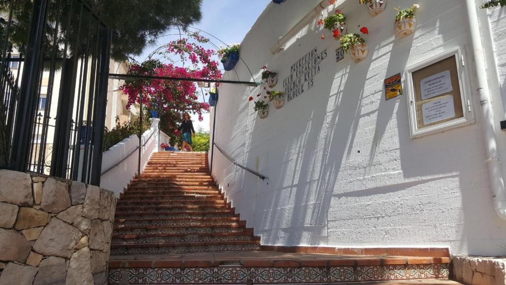 Condo Hotel Pueblo Evita Hill Benalm 225 Dena Spain