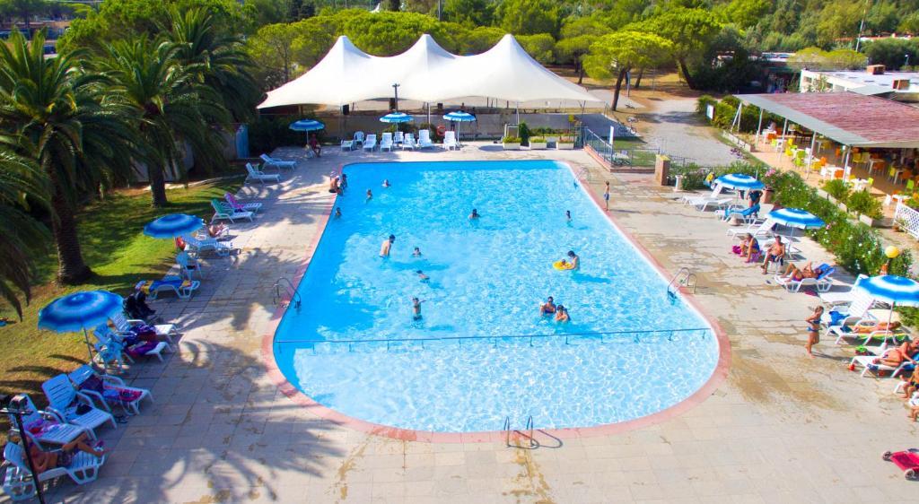 Camping Toscana Bella Reserveer nu. Afbeelding uit fotogalerij van de accommodatie ...