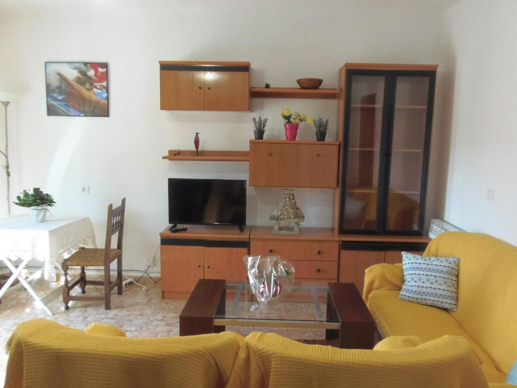 Apartments In Vega De Tirados Castile And Leon