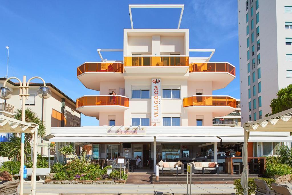 Hotel villa gioiosa italien lido di jesolo booking