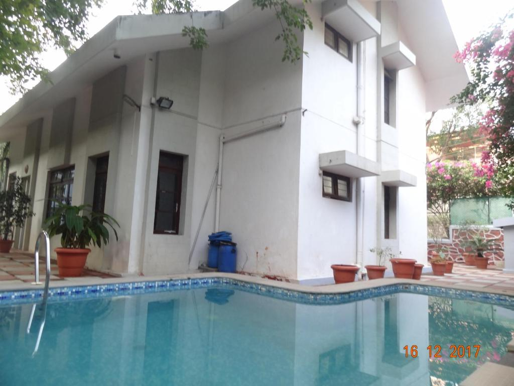 4bhk Ac Bungalow With Private Pool Lonavala India