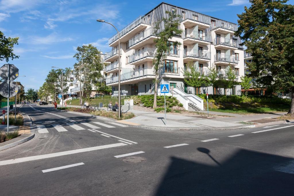 Apartamenty Laguna Aquamarina Polen Swinoujscie Booking Com