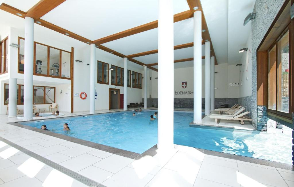 The Swimming Pool At Or Close To Appartu0027Hotel Prestige Odalys Eden