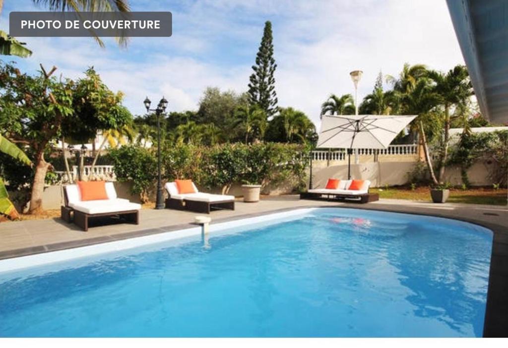 Image De Belle Villa grande et belle villa pour séjour au top, le gosier, guadeloupe