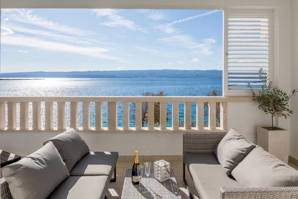 Apartments Villa Lux (Kroatien Dugi Rat) - Booking.com