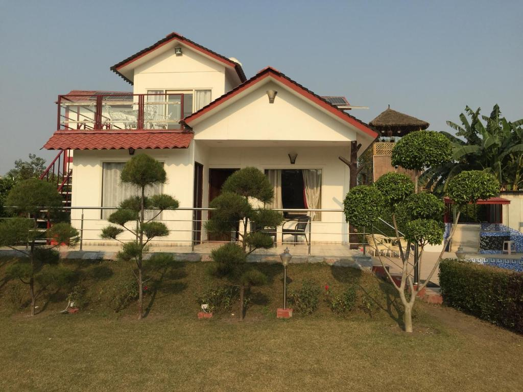 Villa on the site of farm houses in China 43