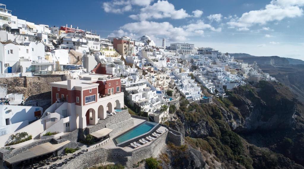 villa bordeaux fira greece booking com