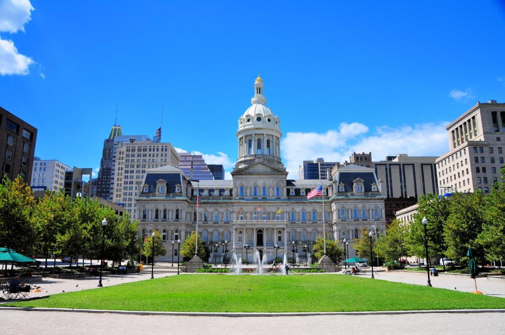 Image result for baltimore city hall