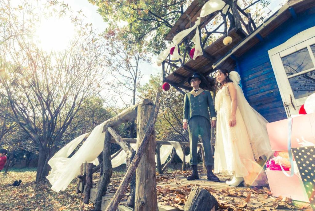 ポイント1.星の中で行える結婚式