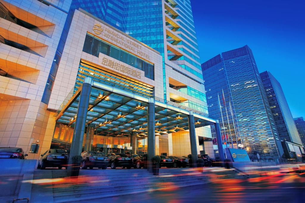 Beijing Financial Street International Hotel Reserve Now Gallery Image Of This Property